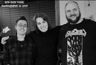 Local Artist Series presents The Baxter Hall Trio at THE BLACK BOX - May 24