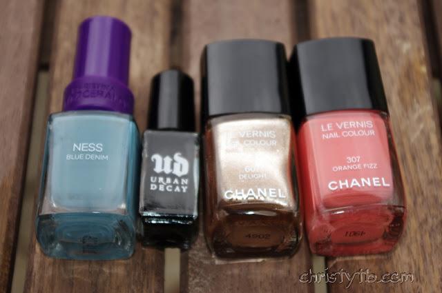 Nails weekly 8 + Kita