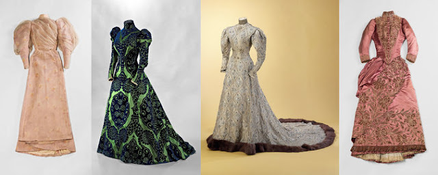 Countess Greffulhe gowns