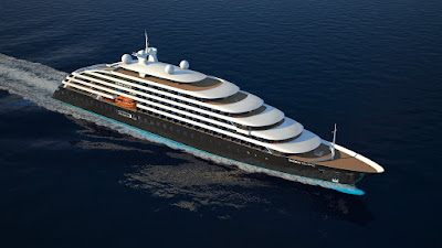 Artist Rendering of Scenic Luxury Cruises & Tours - Scenic Eclipse