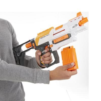Tổng hợp danh sách các mẫu súng Nerf Modulus tháo lắp
