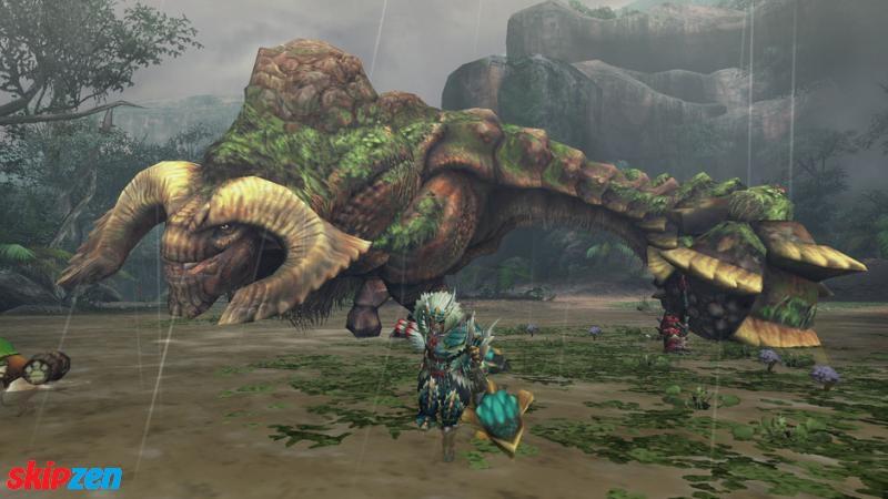 Cara Mengatasi Force Close Monster Hunter Portable 3rd HD di PPSSPP