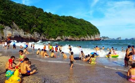 Các bãi biển và khu du lịch biển gần Hà Nội nhất