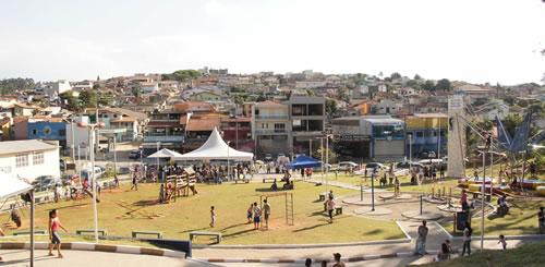 Praça André Villafranca Assoni - Caieiras