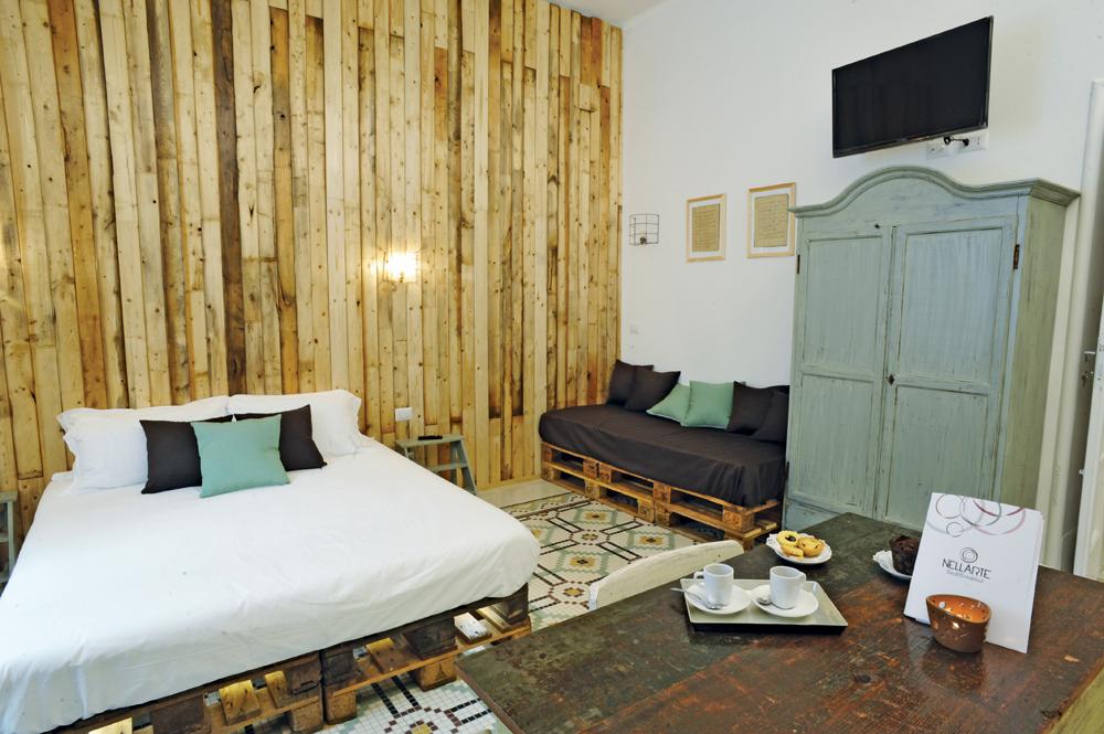 La bottega di pinocchio by lampi di legno letto pedane - Letto con pedane ...