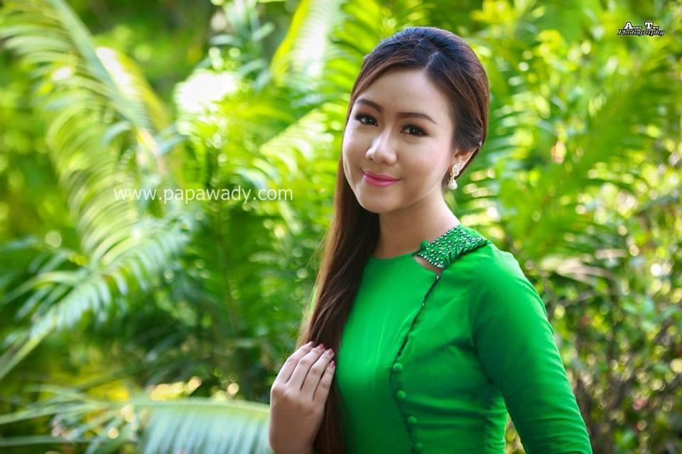 myanmar beautiful girl