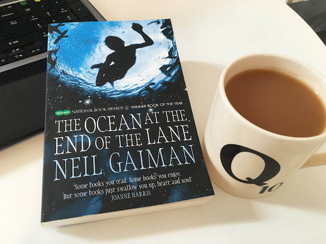 Quick book reviews: The Ocean at the End of the Lane by Neil Gaiman, Killing Sarai by J. A. Redmerski, and A Court of Thorns and Roses by Sarah J. Maas