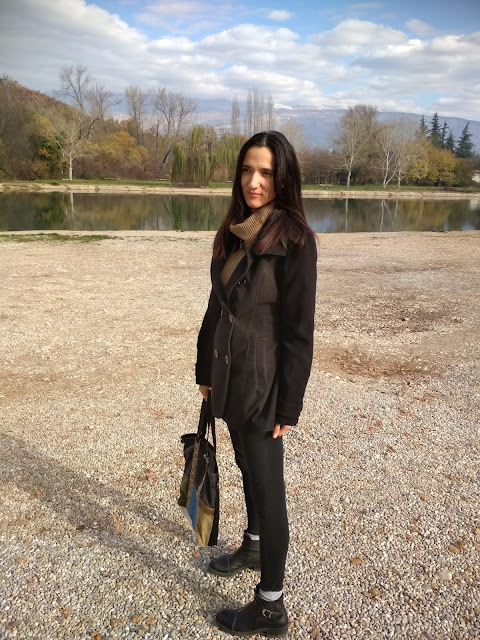 black is the new black #outfit #BIH #buna