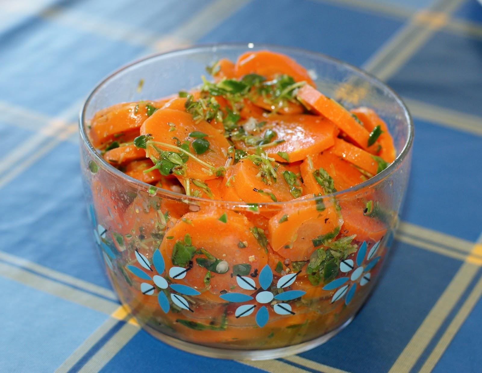Keitetty Porkkana