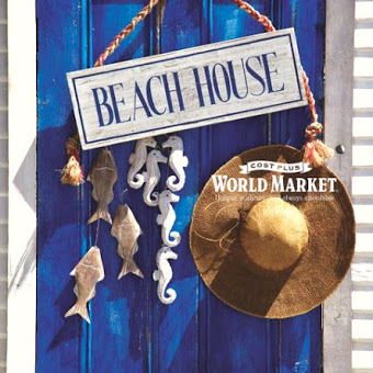 Ocean and Beach Inspired Decor at World Market