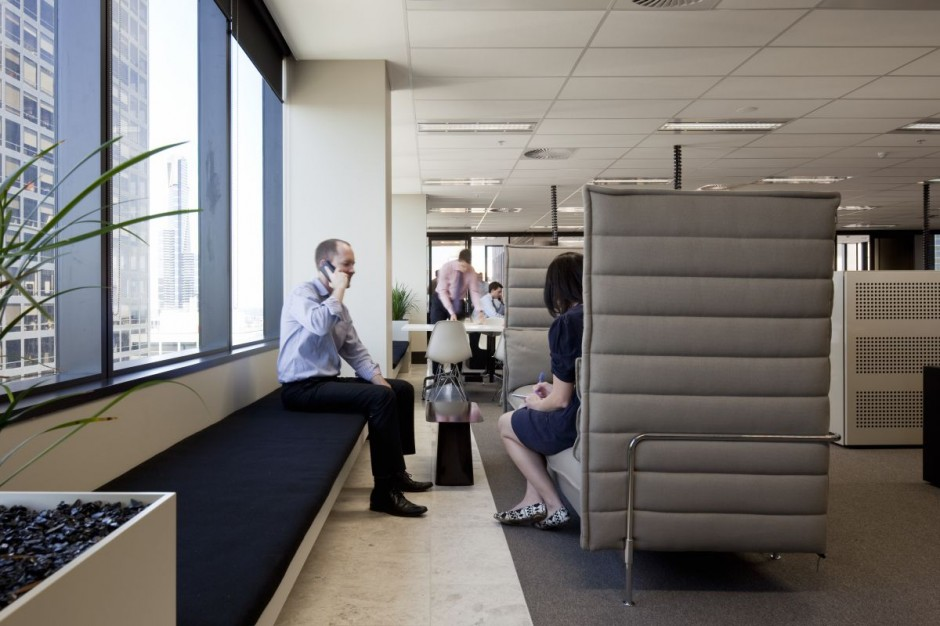 Trendoffice: Office trend: productive away from your desk