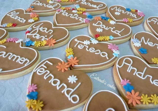 galletas con nombres 3