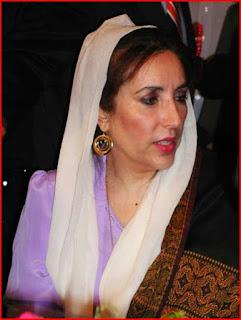 Foto Benazir Bhutto