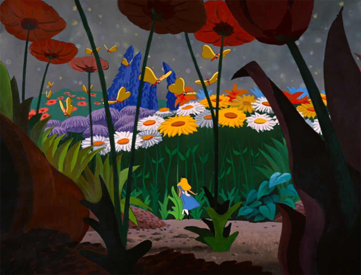 Alice au pays des merveilles (1951) Film en …