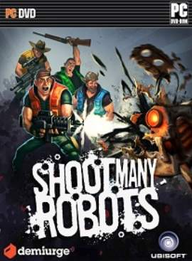 Shoot Many Robots (2012) PC [Full] Español [MEGA]