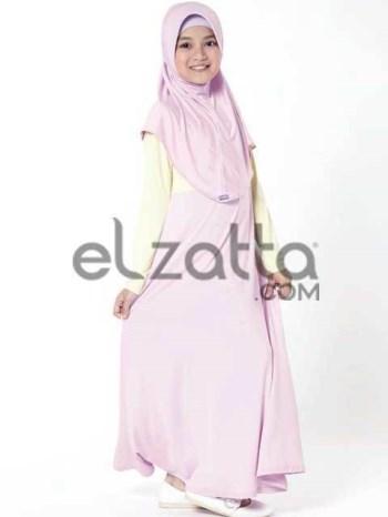 Baju Muslim Anak Elzatta Modern