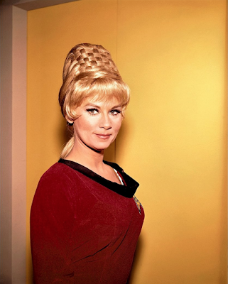 grace lee whitney janice rand captain kirk star trek gene roddenberry nbc desilu
