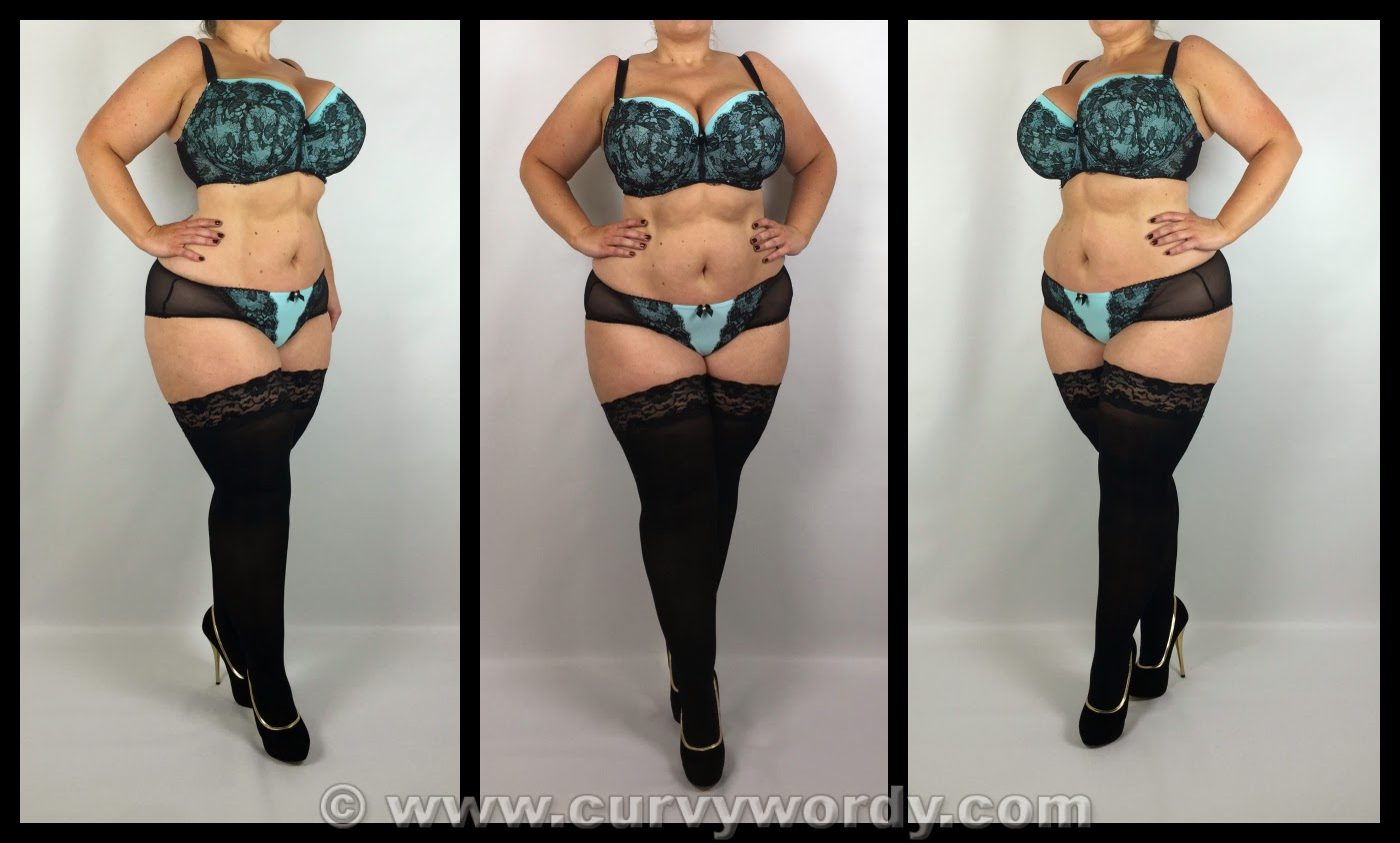 66610a145 I donned my black Prague Lady Microfiber Opaque Hold-ups from The Big  Tights Company and some new black and gold heels from eBay
