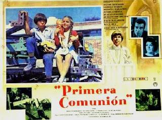 Первое Причастие / Primera comuniоn.