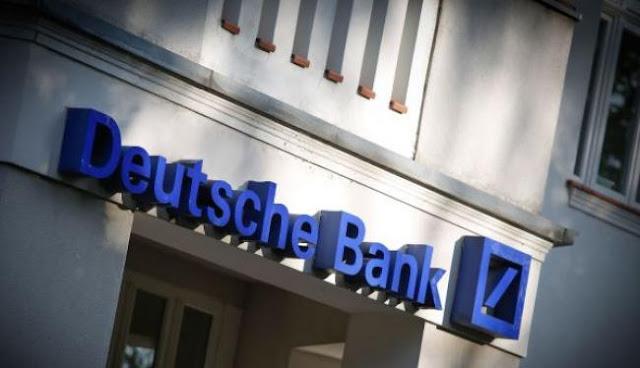 Υπόλογη(!) η Deutsche Bank στην Αμερική