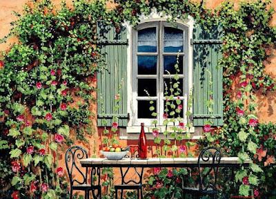 fachadas-casas-con-flores-campestres-cuadros