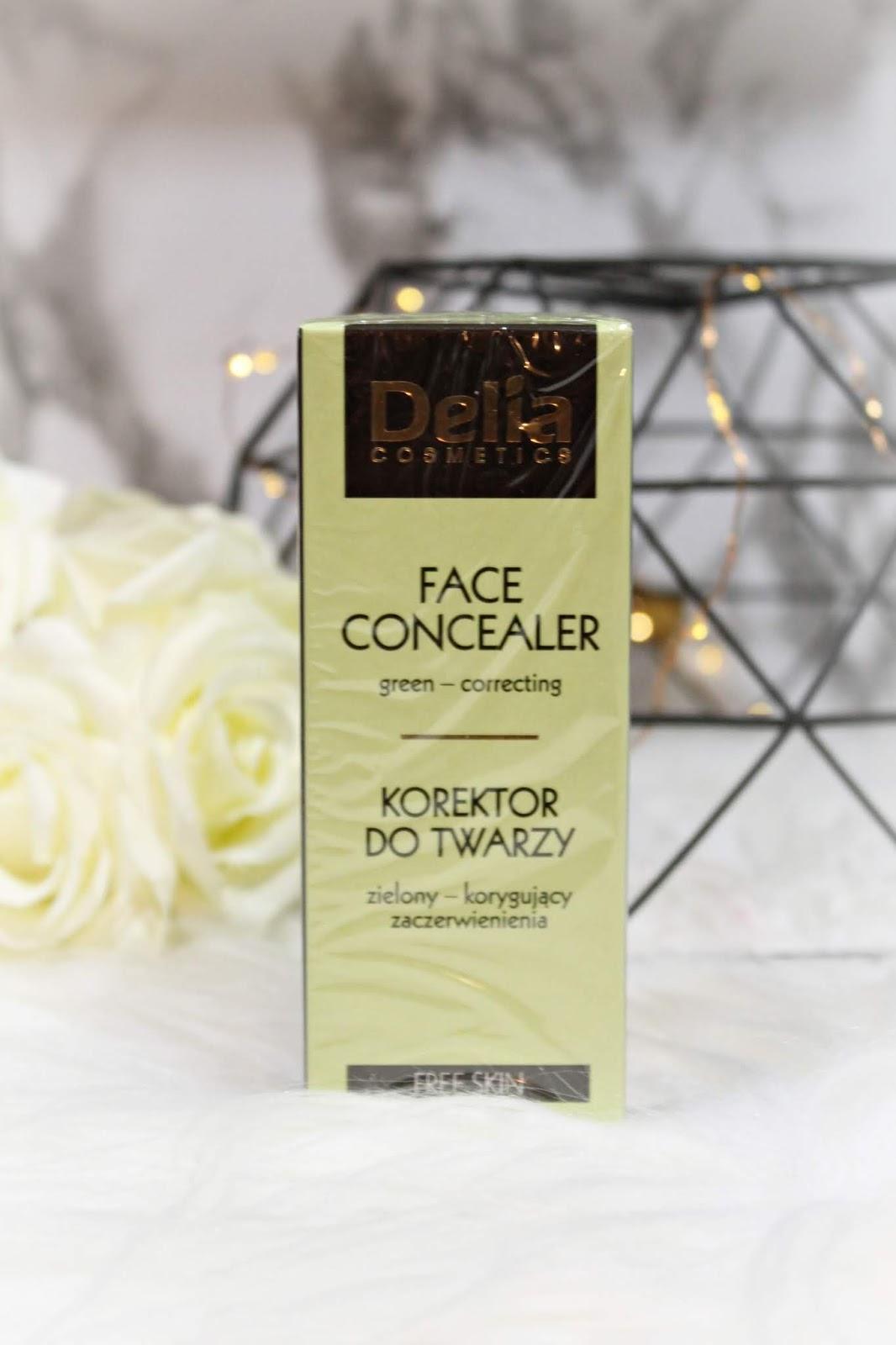 Delia Cosmetics Korektor do twarzy - korygujący