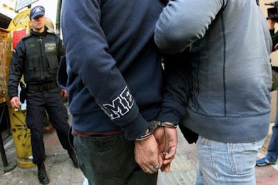 32χρονος και 17χρονος συνελήφθησαν για κλοπή στο Κομπότι Άρτας