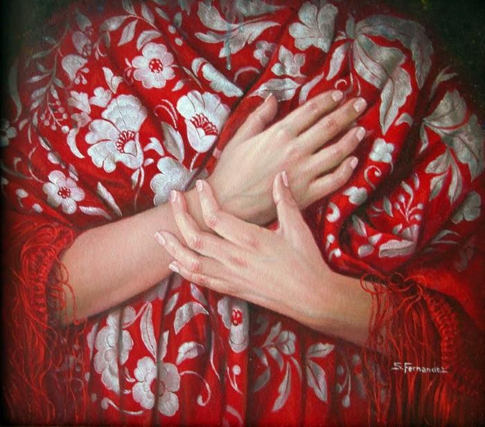 Современные художники Испании. Soledad Fernandez 18