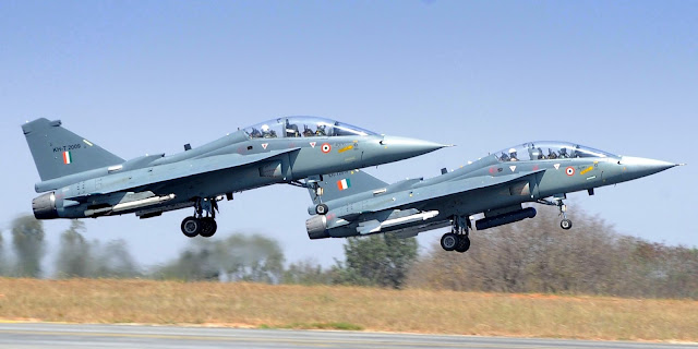 HAL's Tejas Mk2 On the Anvil