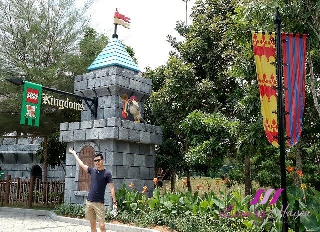 legoland malaysia resort theme park lego kingdom review