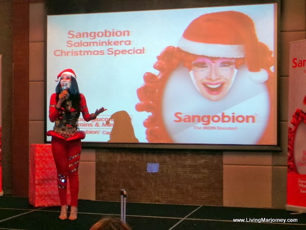 Sangobion Donates To Red Cross, by LivingMarjorney