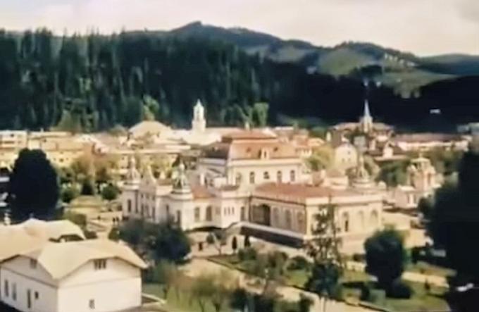 Cum arăta Vatra Dornei în anii 80 față de 2016 ... Vezi un documentar despre Vatra Dornei de altădată si spune-ti parerea !