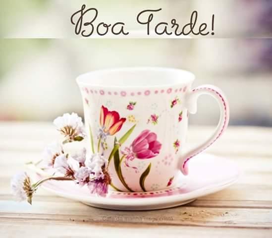 Boa tarde!!!