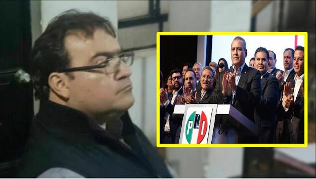 """PRI exige """"sanción ejemplar"""" para Javier Duarte, !!NO TOLERAREMOS MÁS CORRUPCIÓN!!"""