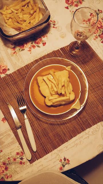 Comida Portuguesa Francesinha