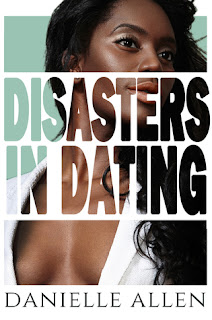 romance novel covers, contemporary romance, Disasters in Dating by Danielle Allen