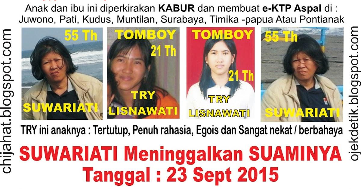 Anak hilang Penculikan EKTP Ganda  ASPAL Istri kabur