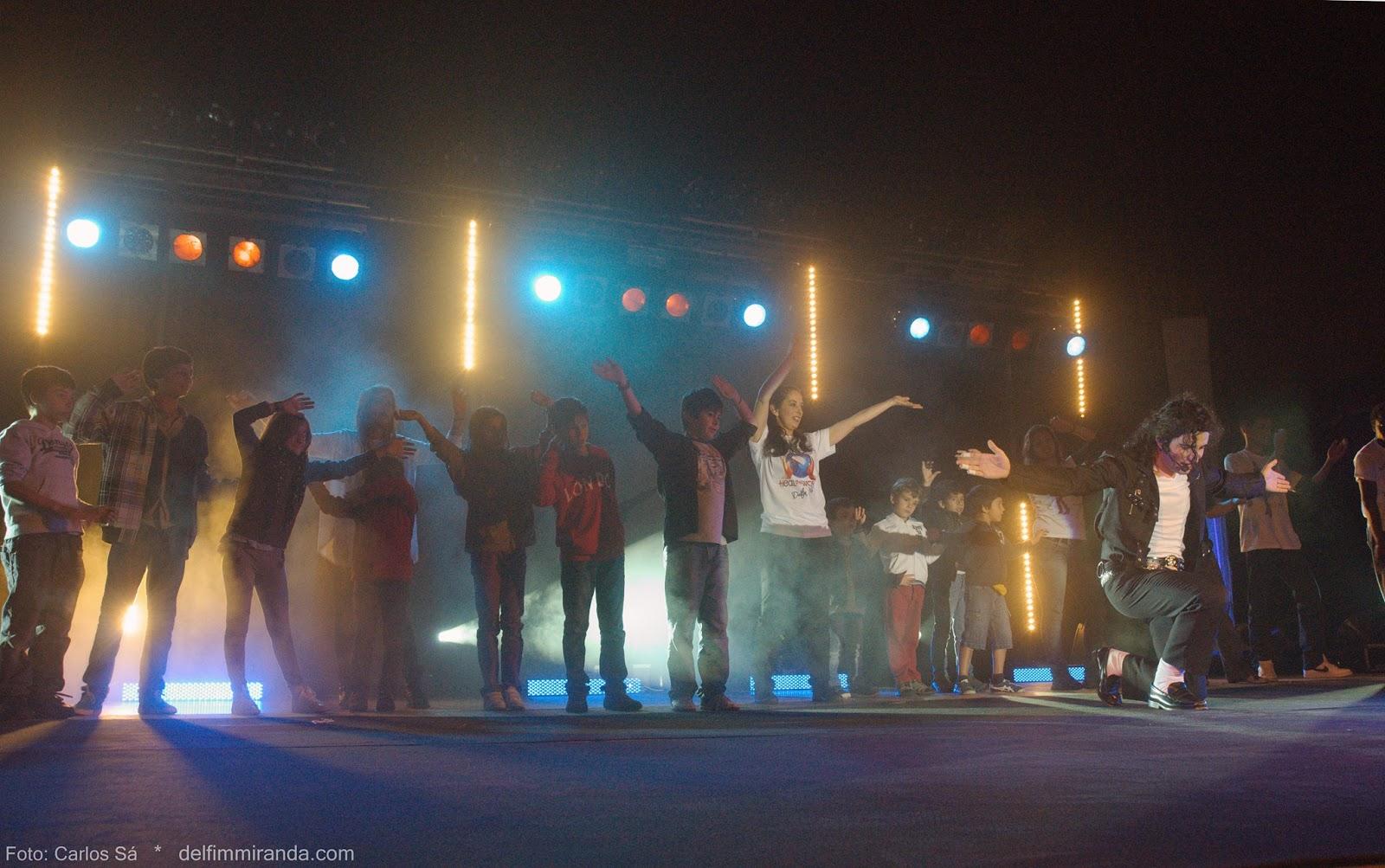 Delfim Miranda - Michael Jackson Tribute - Heal the World - Final Sequence