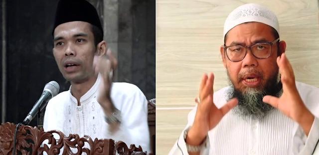 perseteruan abdul somad dg wahabi