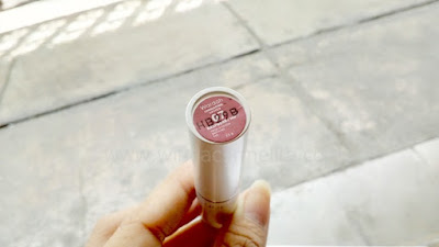 review Wardah Long Lasting Lipstick