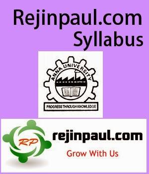 Regulation 2013 2nd Semester Syllabus Anna University