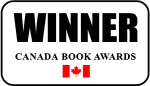 Click the Emblem to check out my Canada Book Award Winning Young Adult Series