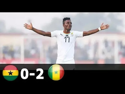 Ghana Vs Senegal 0-2 AFCON Football Highlights and Goals 2019