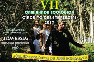 VII Caminhada Ecológica