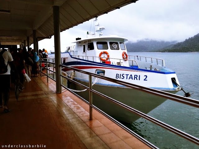 how to go to tioman
