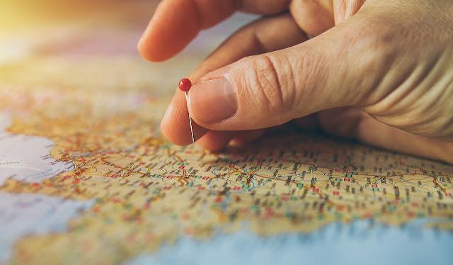 VISÃO GEOGRÁFICA: O espaço geográfico em discussão
