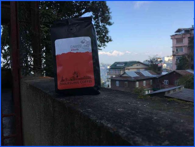 Darjeeling Coffee by Altura