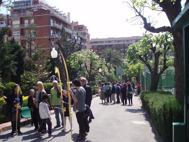 día de la plama en barcelona