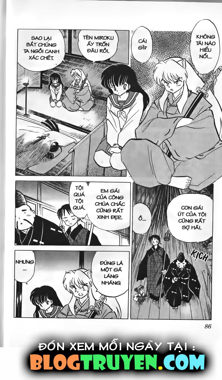 Inuyasha vol 08.5 trang 11