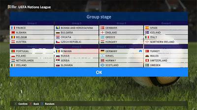 PES 2017 UEFA Nations League Mod by Micano4u